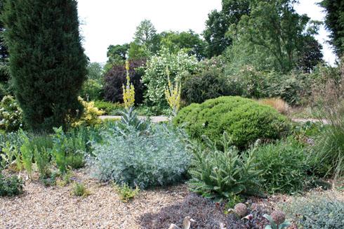 Beth Chatto Un Jardin Sec En Angleterre Place Des