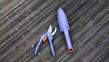 outils du jardinier