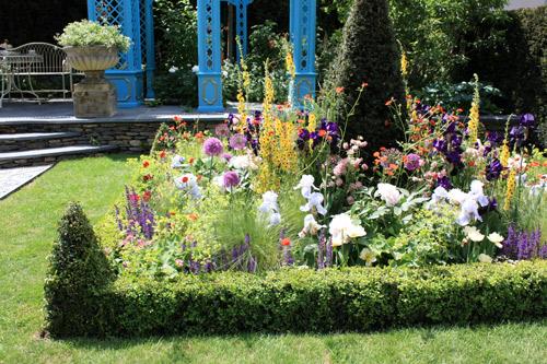 Jardin anglais victorien place des jardins le blog for Concevoir un jardin anglais