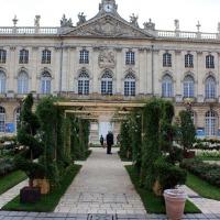 Jardin éphémère à Nancy