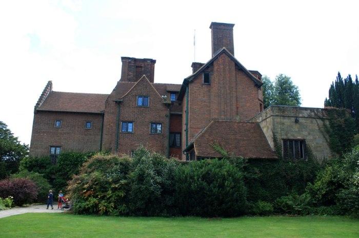 Maison Anglaise avec jardin