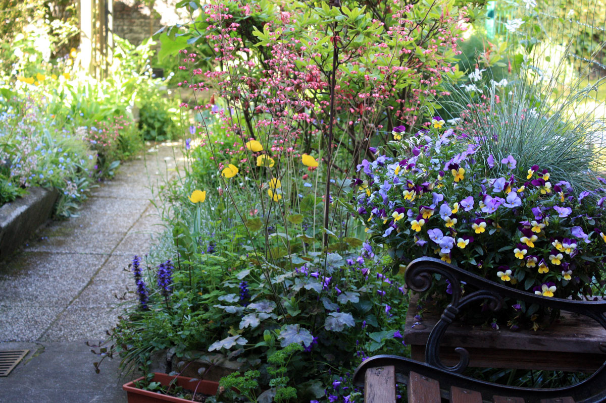 Le jardin de maman place des jardins le blog for Blythe le jardin de maman